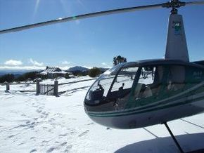 Alpine Helicopter Charter Scenic Tours - Accommodation Perth