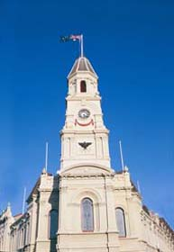 Fremantle Town Hall - Accommodation Perth