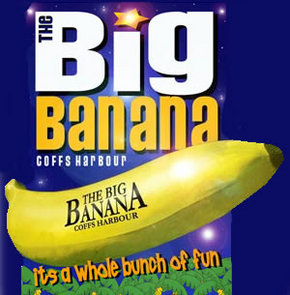 Big Banana - Accommodation Perth