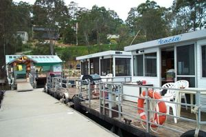 Clyde River Houseboats - Accommodation Perth