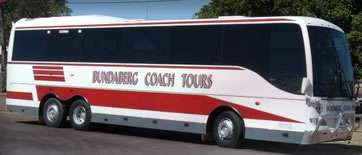 Bundaberg Coaches - Accommodation Perth