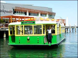 Melbourne Tramboat Cruises - Accommodation Perth