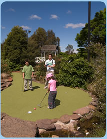 Wetlands Mini Golf - Accommodation Perth