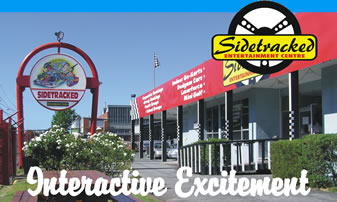 Sidetracked Entertainment Centre - Accommodation Perth