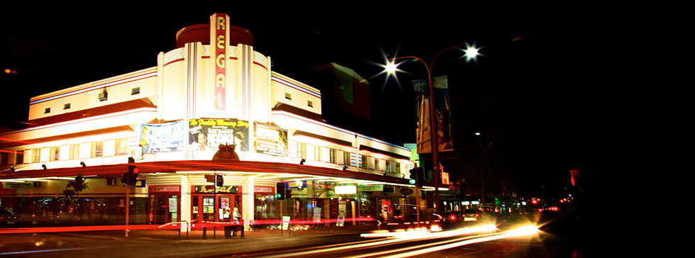 Regal Theatre - Accommodation Perth