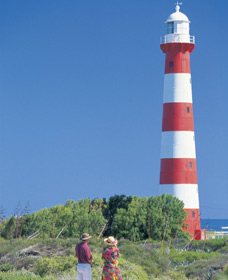 Point Moore Lighthouse - Accommodation Perth