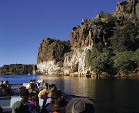 Geikie Gorge National Park - Accommodation Perth
