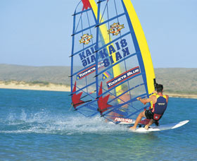 Windsurfing and Surfing - Accommodation Perth
