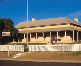 Irwin District Museum - Accommodation Perth