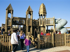 Jubilee Park Adventure Playground