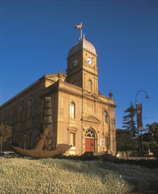 The Albany Town Hall - Accommodation Perth