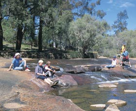 John Forrest National Park - Accommodation Perth