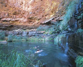 Dales Gorge and Circular Pool - Accommodation Perth