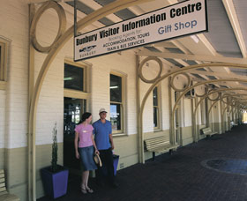 Old Railway Station Bunbury - Accommodation Perth