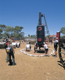 Ben Prior's Open Air Museum - Accommodation Perth
