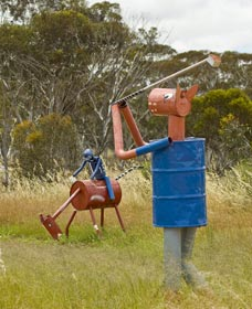 Tin Horse Highway - Accommodation Perth