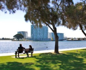 Foreshore Reserve - Accommodation Perth