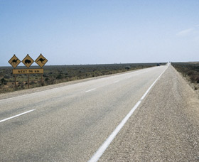 Eyre Highway - Accommodation Perth