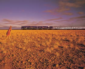 Nullarbor Plain - Accommodation Perth