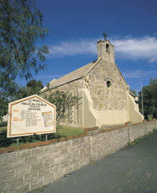 St Mary's Anglican Church - Accommodation Perth