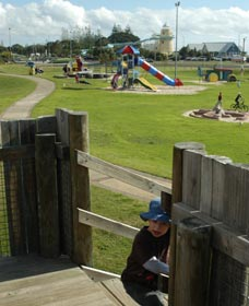 Yoganup Playground - Accommodation Perth