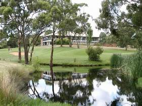 Flagstaff Hill Golf Club and Koppamurra Ridgway Restaurant