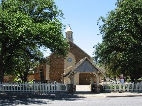 St George Church and Cemetery Tours - Accommodation Perth