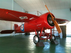 Captain Harry Butler Red Devil Monoplane Memorial - Accommodation Perth