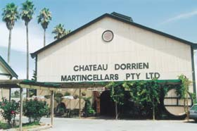 Chateau Dorrien Winery - Accommodation Perth