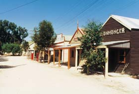 Old Tailem Town Pioneer Village - Accommodation Perth