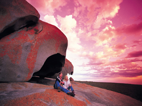 Remarkable Rocks Flinders Chase National Park - Accommodation Perth