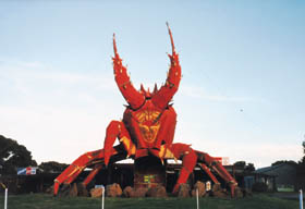 The Big Lobster - Accommodation Perth