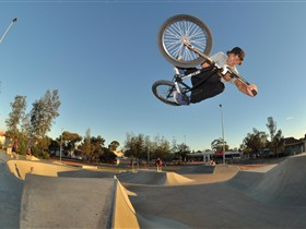 Sensational Skate Park - Accommodation Perth
