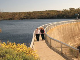 Whispering Wall - Accommodation Perth