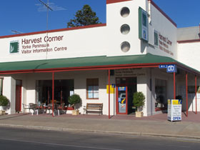 Harvest Corner Information and Craft - Accommodation Perth