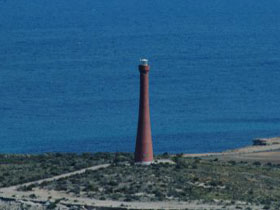 Troubridge Hill Lighthouse - Accommodation Perth