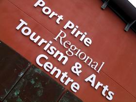 Port Pirie Regional Tourism And Arts Centre - Accommodation Perth