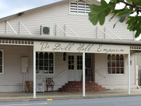 Drill Hall Emporium - The - Accommodation Perth