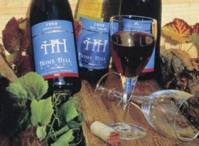 Home Hill Vineyard and Winery Restaurant - Accommodation Perth