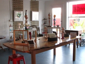 Portside Open Studio/Gallery of GINA - Accommodation Perth