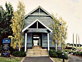 Frogmore Creek Wines - Accommodation Perth