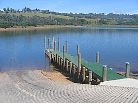 Trevallyn Dam - Accommodation Perth