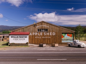 The Apple Shed Tasmania - Accommodation Perth