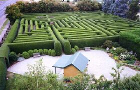 Westbury Maze and Tea Room - Accommodation Perth