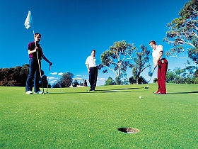 Oatlands Golf Course - Accommodation Perth