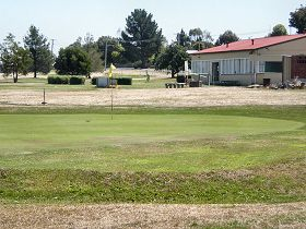 Campbell Town Golf Club - Accommodation Perth