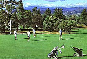 Riverside Golf Club Ltd - Accommodation Perth