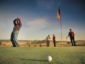 Ratho Farm  Golf - Accommodation Perth