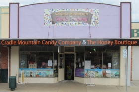Cradle Mountain Candy Company and Honey Boutique - Accommodation Perth