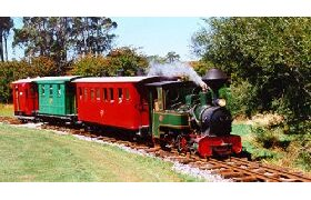 Redwater Creek Railway - Accommodation Perth